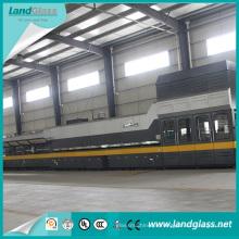 Vidro de construção Landglass forçado convecção de vidro temperado que faz a máquina