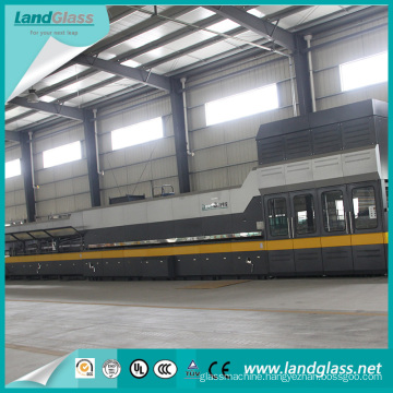 Landglass Flat and Bending Jet Convection Glass Tempering Furnace for Sale