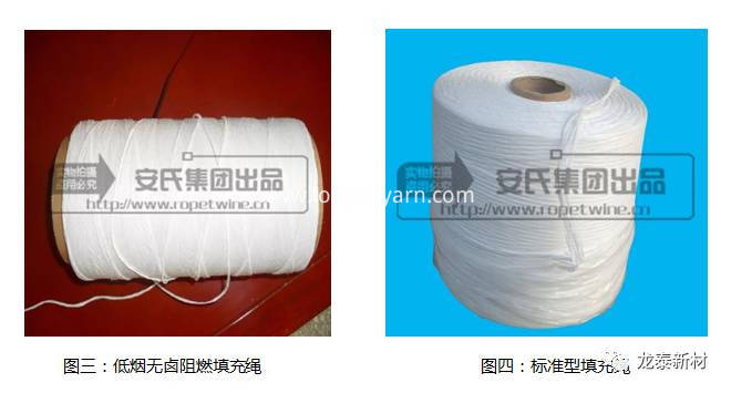 Wire & Cable filling Rope