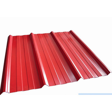 Hoja de acero Corrugated Color (KXD-CSS1)