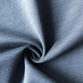 Mercerized pique knitted fabric