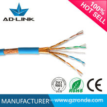 RJ45 Cat6a Lan Cable/Cat7 Patch Cord Ethernet Cable