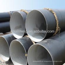 Cimento linded tubo de aço produtos de alta demanda