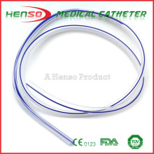 HENSO Silicone Round Channeled Drainage Tube