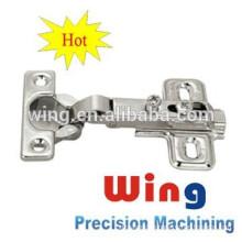 customized zinc alloy 3d adjustable conceal cabinet door winow hinge
