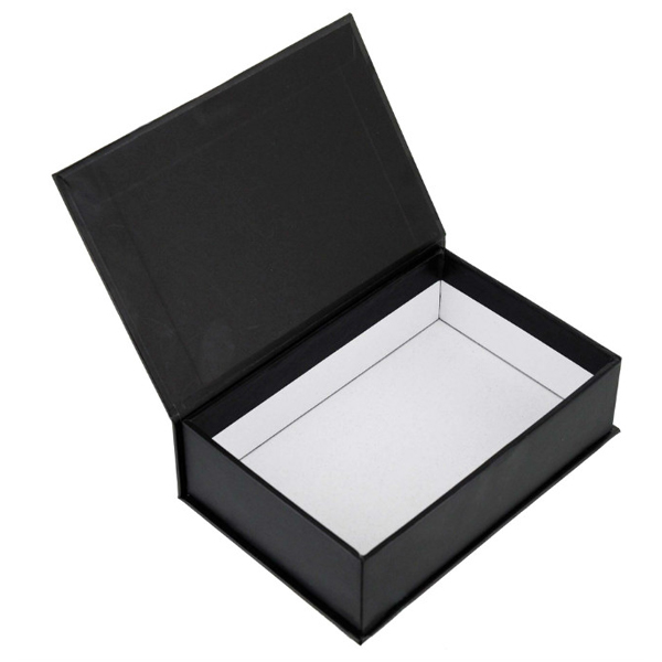 fancy paper book shape gift box