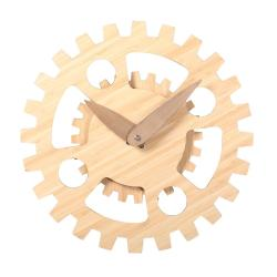 14 Inch Bamboo Wood Gear With Small Teeth