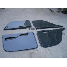 Skoda Carbon Fiber Door Plate Racing Cars Parts