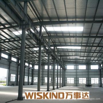 Diseño de estructura ligera de prefabricación (WSDSS009)