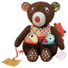 Stuffed Woodoo Bear