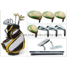 Conjunto de golfe venda quente com saco e clube