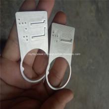 CNC Gravure Fraisage Pièce de rechange et panneau en aluminium