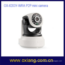 OX-6203Y-WRA 1megapixel smallest ip camera cctv camera indoor