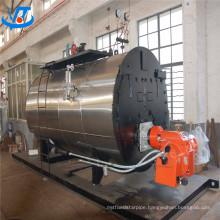 High quality Three Pass Horizontal 1 ton 2 ton 4 ton Coal Steam Boiler