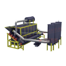 Good price Continuous furnace Rotary biochar processing olive pomace charcoal making furnace