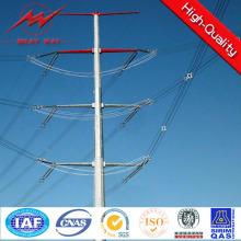 Q235B Steel Transmission Power Pole
