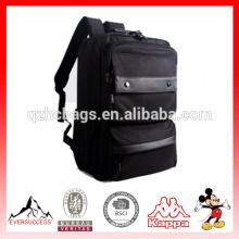 Колледж рюкзак молнии большой емкости путешествия рюкзак легкий школы Сумка для 15.6 дюймовых ноутбуков
