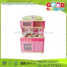 Деревянные кухонные игрушки кухонный гарнитур притворяются игрушками