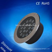 IP65 LED lumière souterraine, led de lumière extérieure