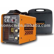 CE-Zulassung tragbare Lichtbogen-Inverter-Schweißmaschine ZX7-200