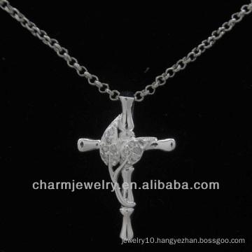wholesale crystal Cross pendant New design PSS-016