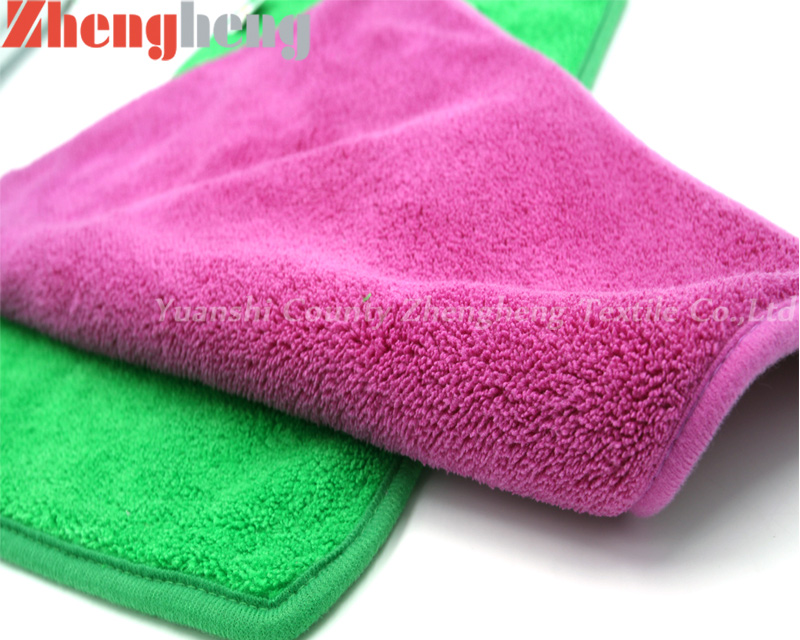 100 % Polyster Coral Fleece Towels