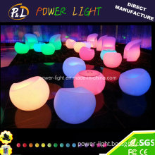 Direct Manufacture LED Light up Outdoor Furniture