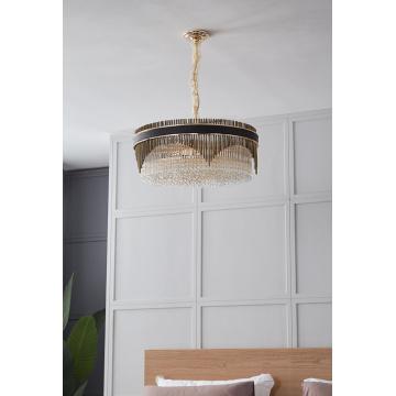 Современная настройка домашнего декора K9 Хрустальная люстра