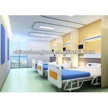 Tren de la cortina del hospital de China