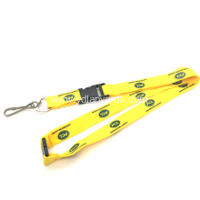 High Quality Fashion ID Card Polyester Lanyards