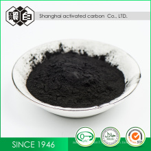 Wood base activated carbon for the refinement of pesticides