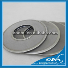 DEMALONG Supply Filter Disc 60x125mm Stainless Steel Filter Disc forl Filter