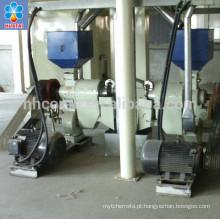 Equipamento de processamento de farinha de milho 50mesh