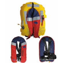 Self-Inflated Lifejackets