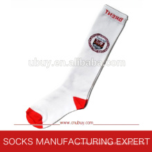 100% Cotton of Long School Socks (UBUY-125)