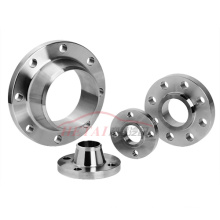 OEM Drop Forging Steel Flange Metal Forging Flanges