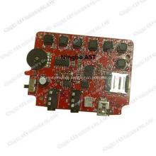 Módulo de sonido MP3, Módulo de sonido de tarjeta SD MP3, Módulo de voz USB