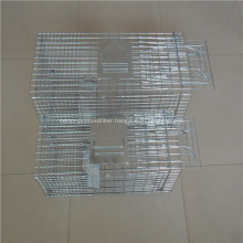 fox catching animal cage traps 79*28*33cm