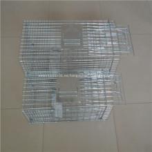trampas para jaulas de animales que capturan zorros 79 * 28 * 33cm