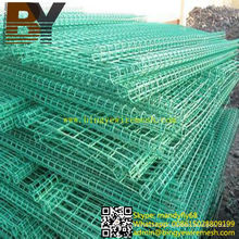 High Quality PVC Coated Double Loop Wire Fence