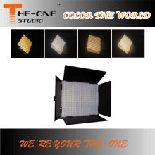 スタジオ/会議室Ued 896PCS LEDビデオライト