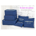 Promotion cube bag organizer for Luggage travel tote bag organizer