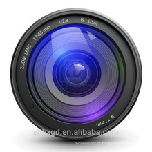 lente de fisheye fisheye de preço barato de alta qualidade lente de fisheye de 180 graus