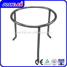 Support de trépied circulaire de laboratoire JOAN (barre de fer)