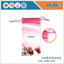 Digital Printed Drawstring Pouch for Promotion