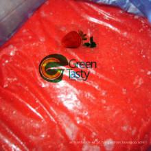 Concentrado de suco de morango de boa qualidade