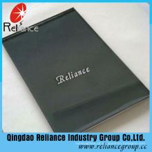 Reliance Dark Grey Vidro Fosco com Espessura 4mm