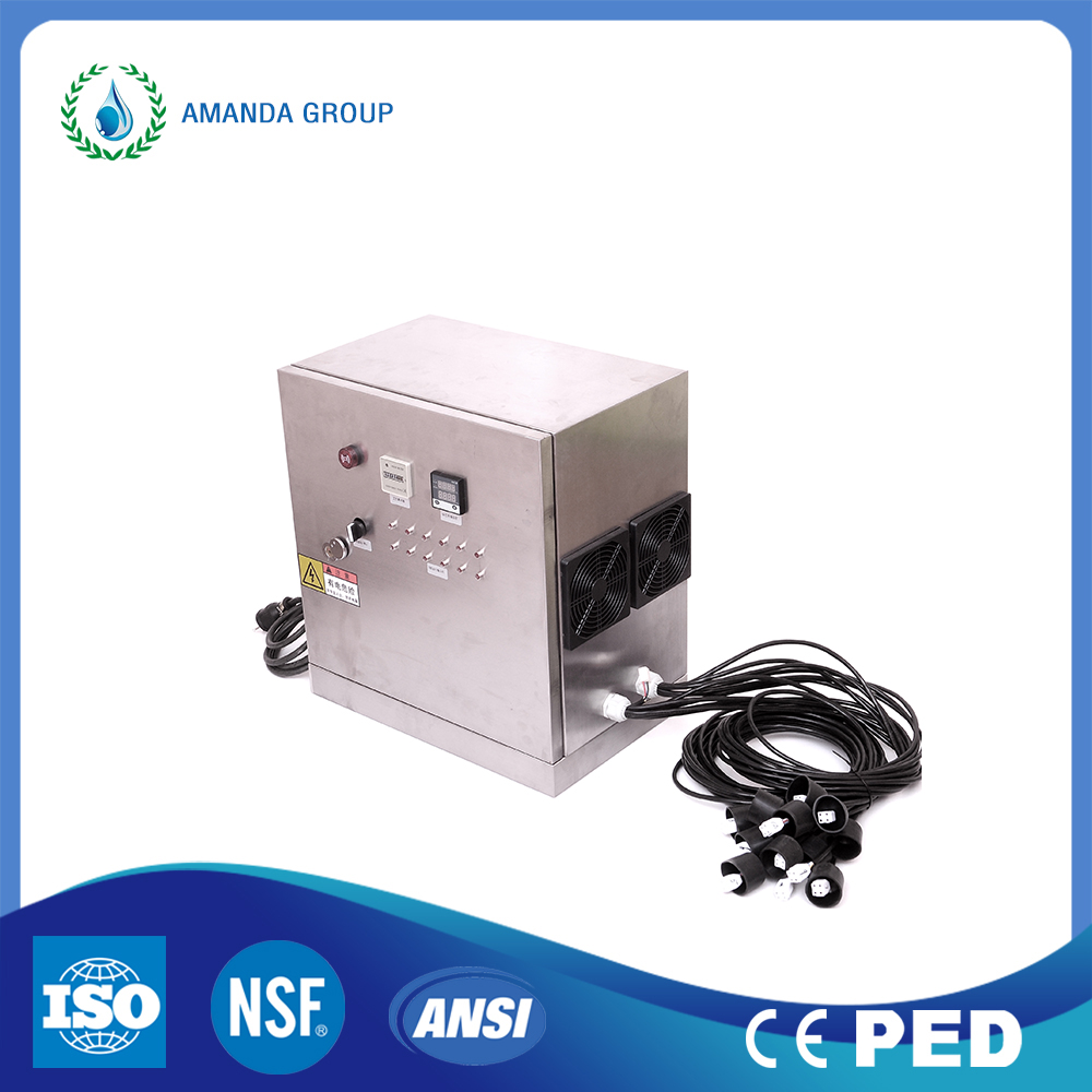 Automatic UV Water Purifier System