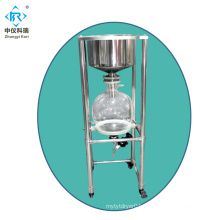 Lab nutsche filtration and separation 50l