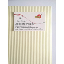 Light Yellow Water Proof Filter Paper